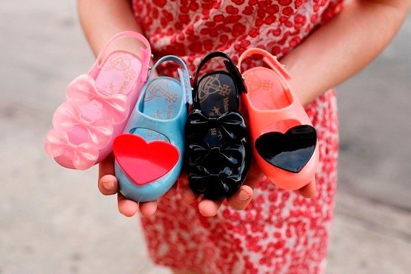 Модные детские туфли осень-зима 2018-2019, фото