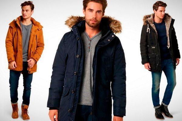 Модные мужские куртки осень-зима 2018-2019, фото