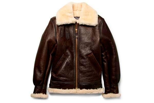 Модные мужские дубленки осень-зима 2018-2019, фото