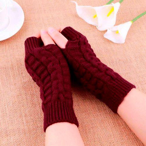 Модные женские перчатки осень-зима 2018-2019, фото