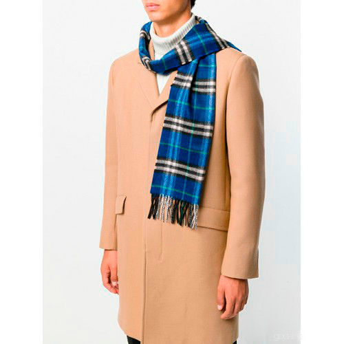 Модные мужские шарфы осень-зима 2018-2019, фото