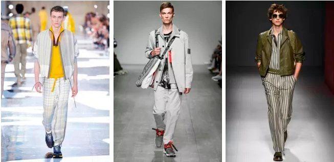 Тренды лета 2019 одежда для мужчин.