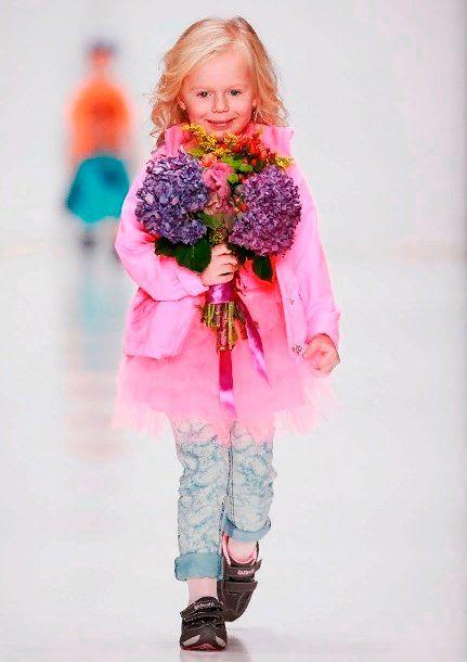 Детская мода весна лето 2019 фото.