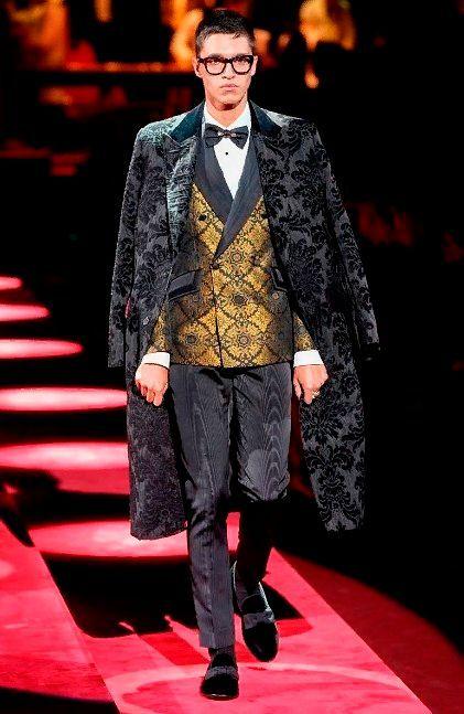 Мужская одежда осень зима 2019 2020.