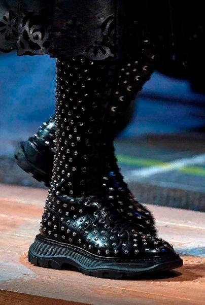 Фото зимней обуви женской.