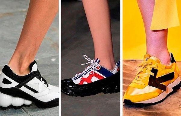 Модная обувь для женщин осень зима.