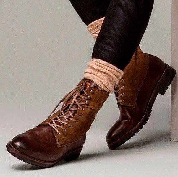 Зимняя обувь мужская на меху.