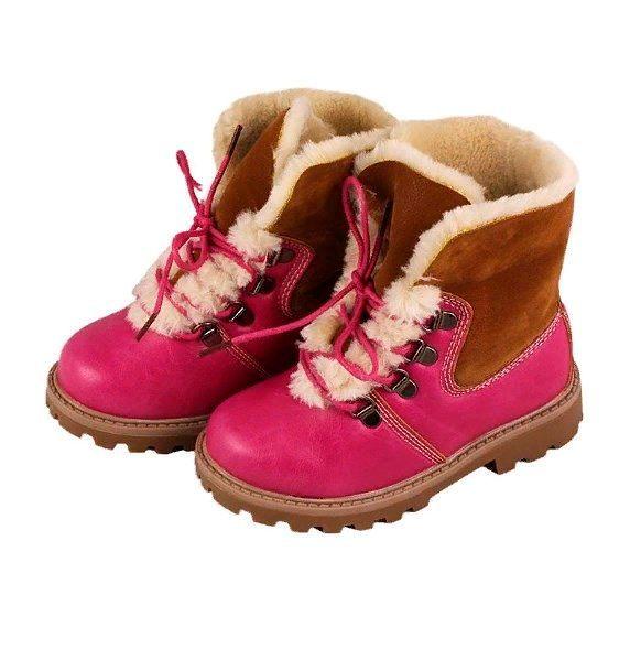Детская зимняя обувь для девочек.