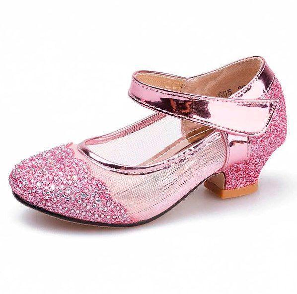 Нарядные туфли для девочек.