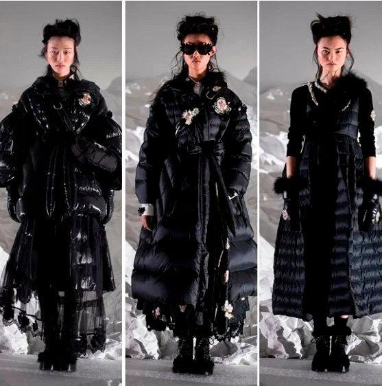 мода зима 2019 верхняя одежда фото женская.