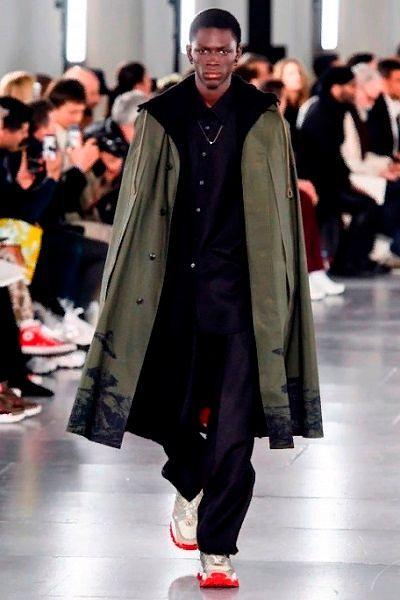 Зима 2019 верхняя одежда мужская.
