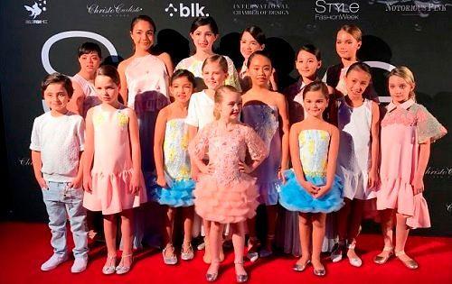 Детские модели одежды