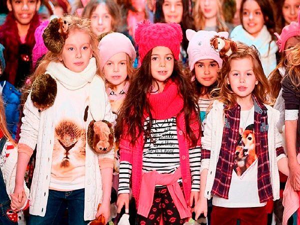 Стильная детская одежда для девочек.