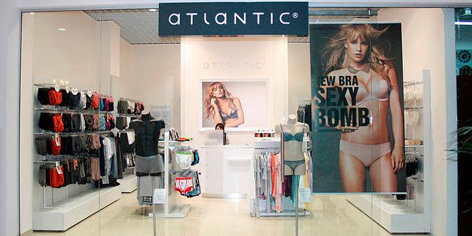 Atlanta lingerie store