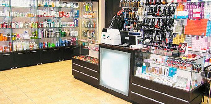 Магазины в волгограде профессиональной косметики для