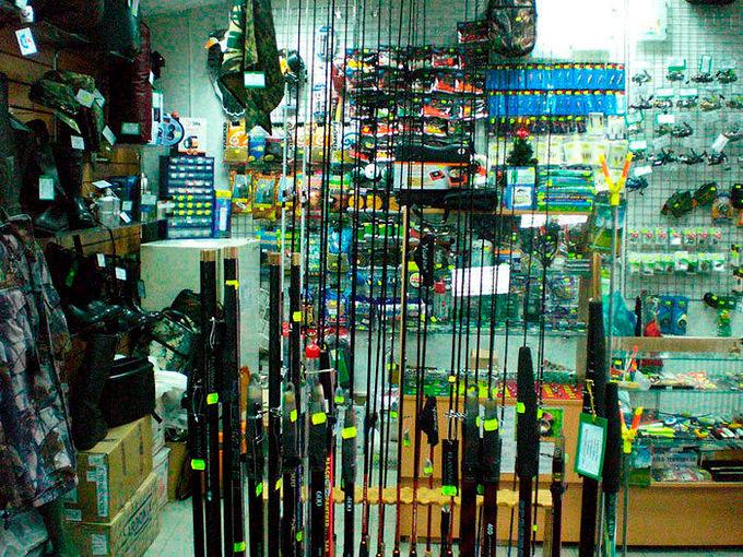 магазин мир охоты и рыбалки в самаре