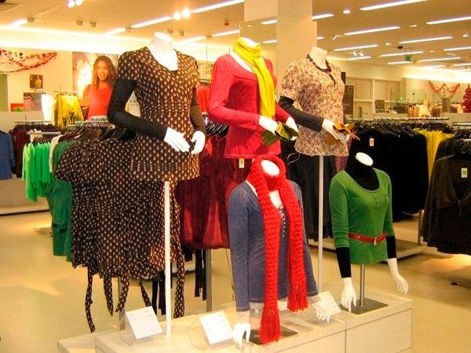 Одежда для продавцов обуви