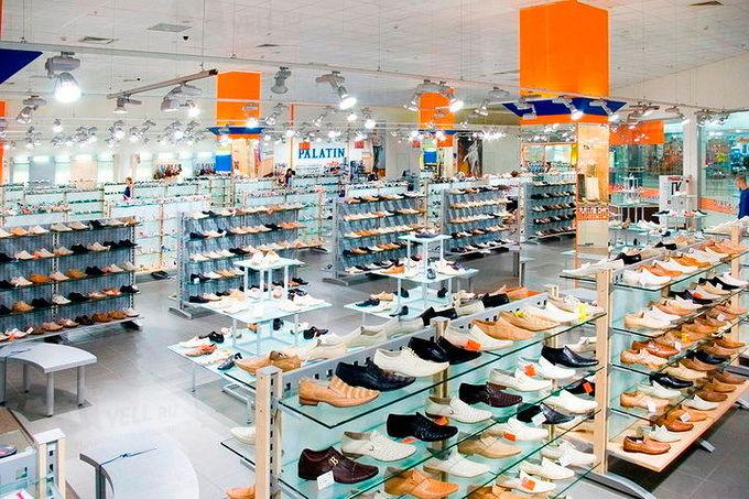 Наш магазин королевский размер, в котором представлена женская обувь нестандартных размеров