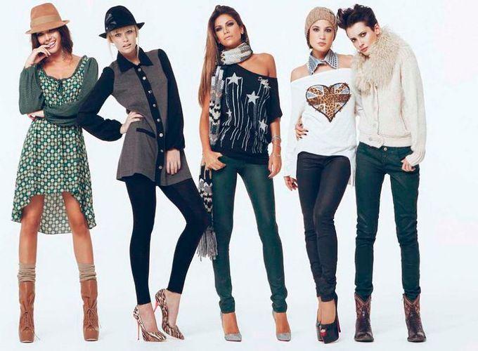 Женская модная одежда картинки