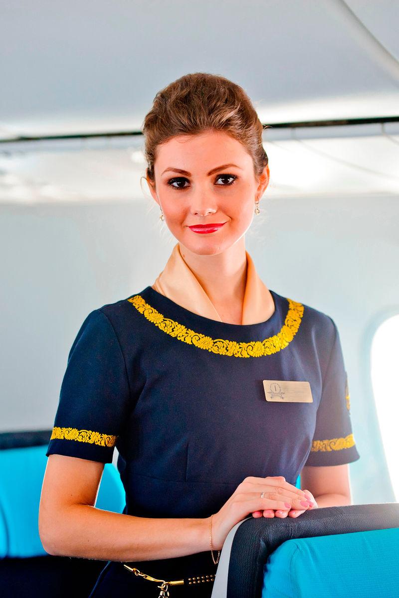 Сочные стюардессы фото 8 фотография