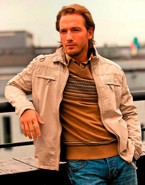 Модная одежда для мужчин 45-50 лет