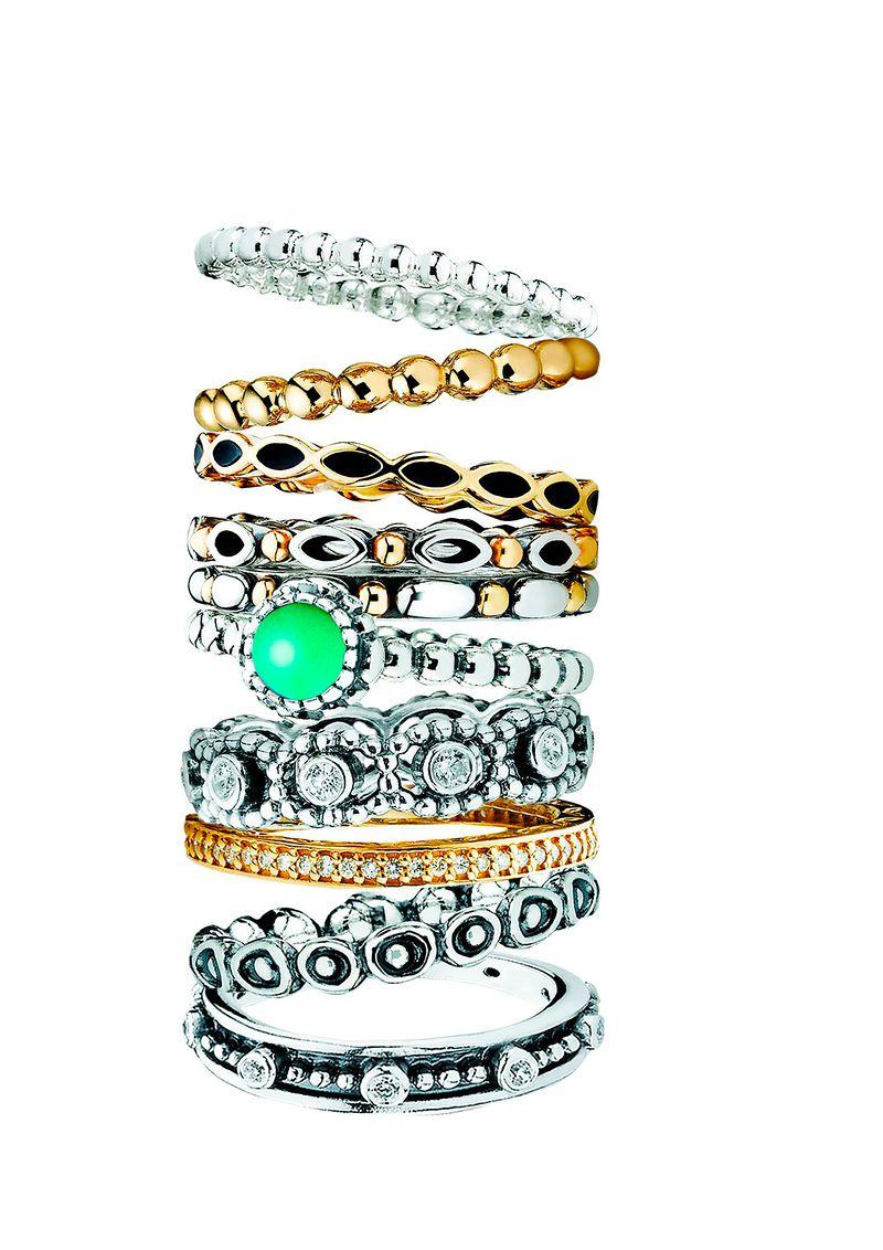 Дизайн колец с камнями фото
