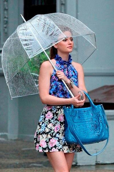 какие зонтики в моде в этом сезоне