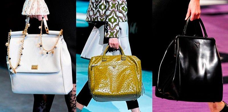 Мода на женские сумки 2016 фото