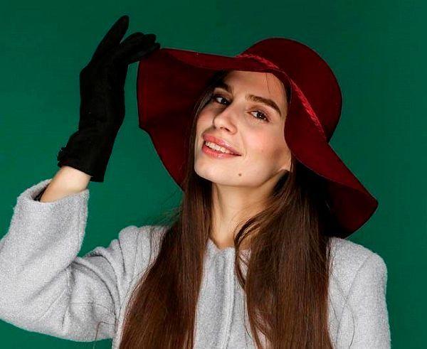 Шляпа широкополая своими руками