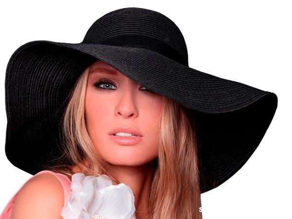 Летние шляпы женские с полями