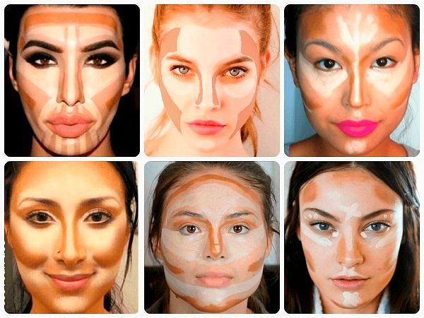 Как правильно наносить макияж на