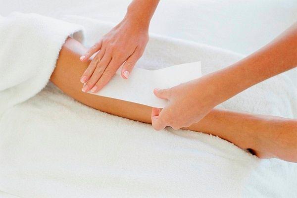 удаление волос шугаринг в домашних условиях