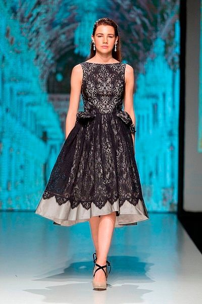 Фото №8: Коктейльное платье из коллекции Katya Katya Shehurina