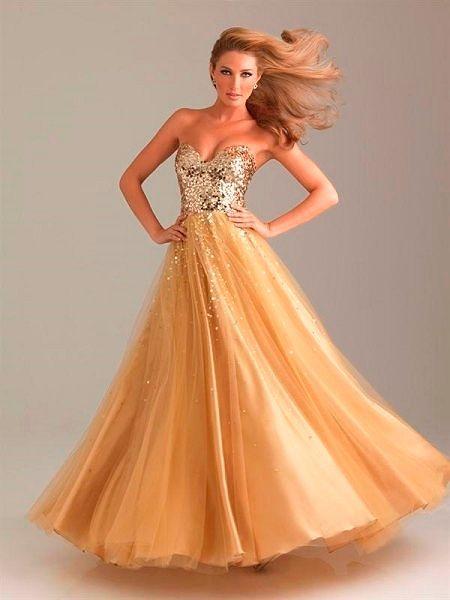 Фото №4: Модели с пышной юбкой - модный тренд