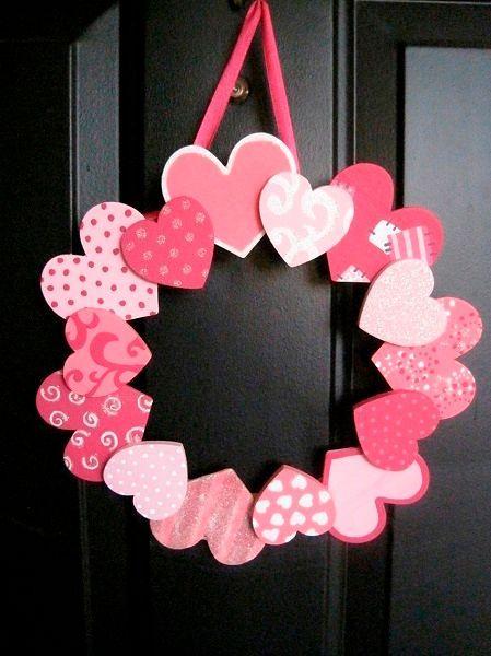 Фото №6: Как украсить дом в День Святого Валентина