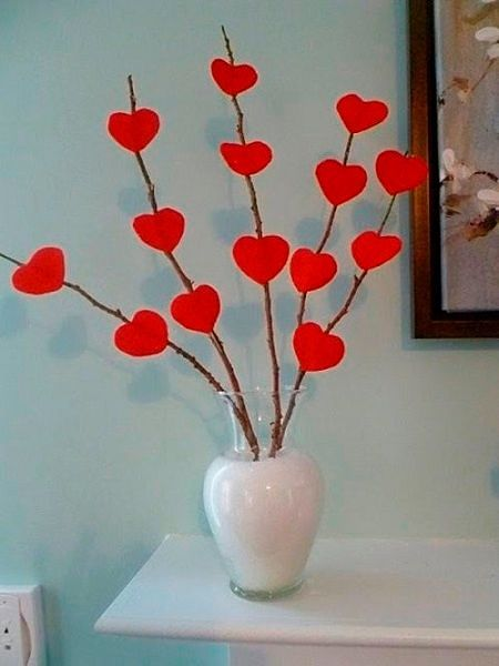 Фото №8: Как украсить дом на День влюбленных