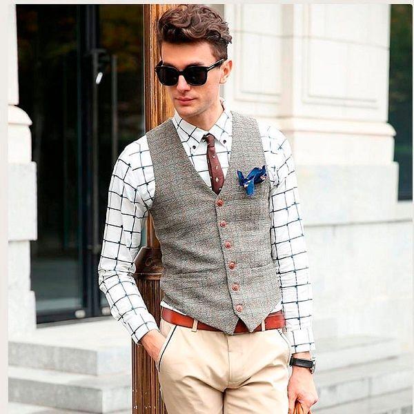 Фото №5: Одежда на корпоратив для мужчин: фото