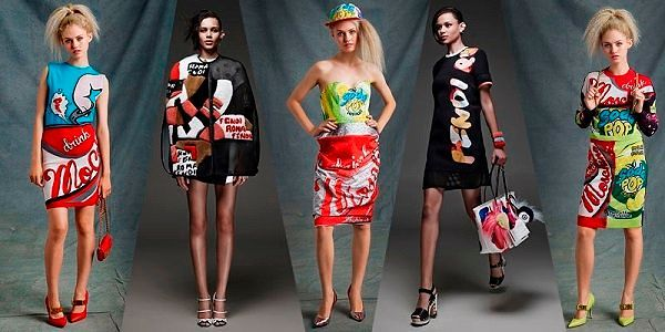 Фото №3: Модные решения pop-art