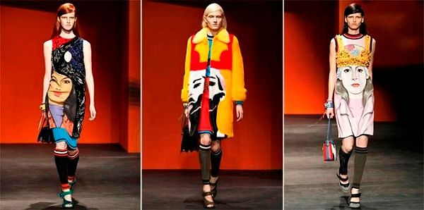 Фото №5: Дизайнерская одежда pop-art