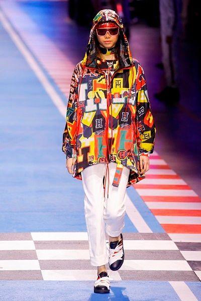 Фото №11: Модные куртки из весенне-летней коллекции бренда Tommy Hilfiger