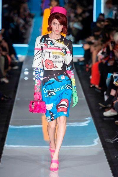 Фото №16: Новейшая коллекция бренда Moschino