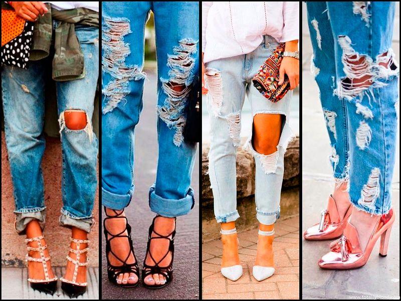 Фото №3: Какие джинсы вышли из моды лето 2018, фото