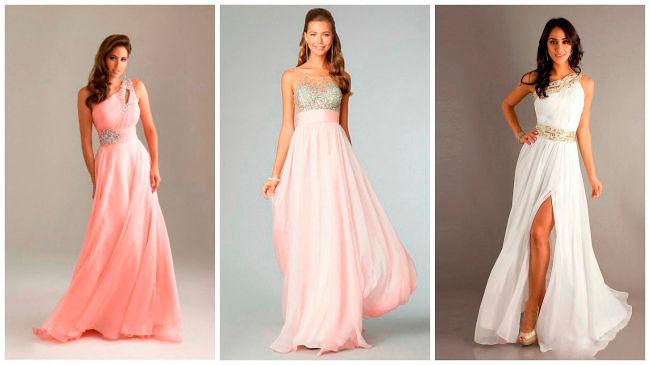 Фото №10: Платье в греческом стиле для выпускного, фото
