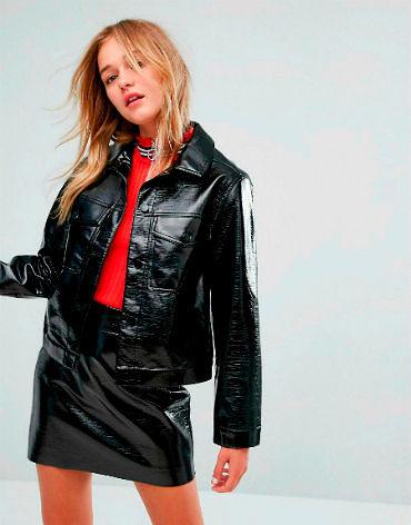 Фото №6: Виниловая куртка 2018, фото