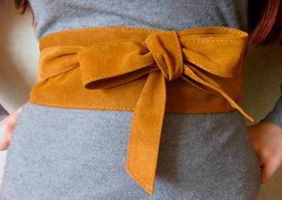 Фото №14: Стильный женский пояс 2018, фото