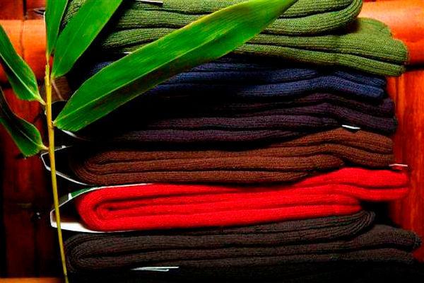 Фото №5: Одежда из бамбука, фото