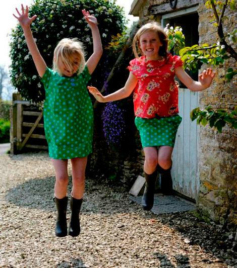 Фото №9: Одежда из органического хлопка для детей, фото