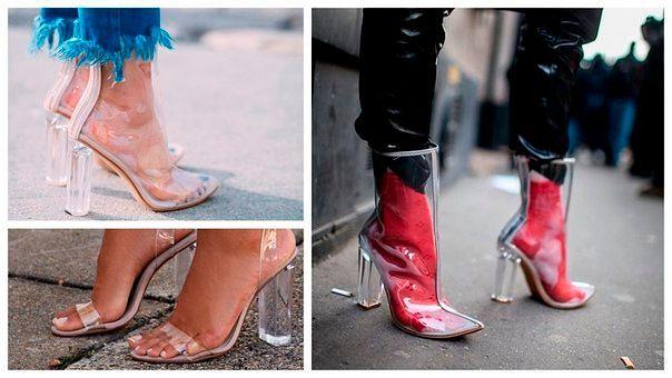 Фото №10: Шокирующие тренды 2018 в обуви, фото