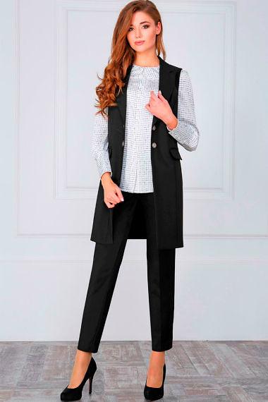 Фото №8: Деловой стиль одежды для женщин 2018, фото