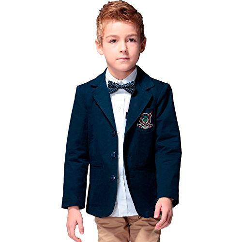 Фото №8: Модный пиджак 2018 для школьника, фото
